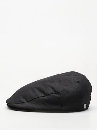 Klobouk s ku0161iltem Brixton Hooligan Snap ZD (black linen)