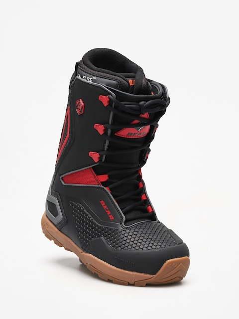 Boty na snowboard ThirtyTwo Tm 3 Bear (black/red/gum)
