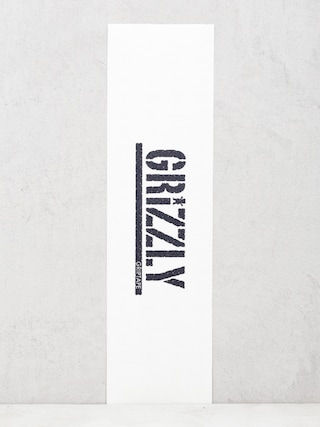 Griptape Grizzly Grip Clear Stamp (white)
