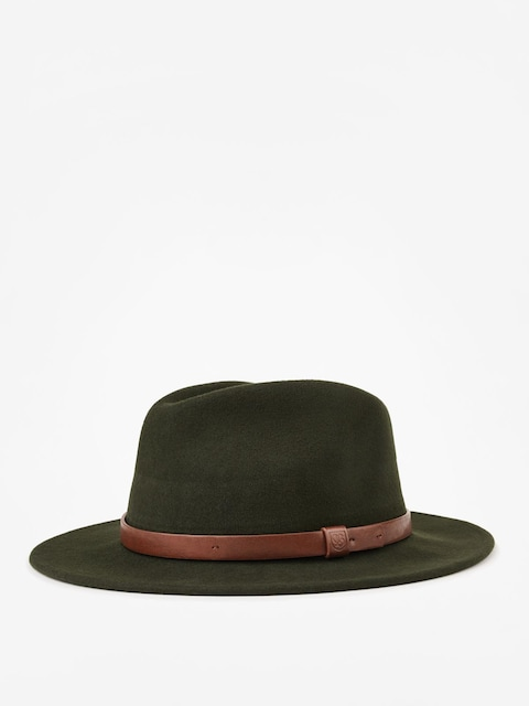 Klobouk Brixton Messer Fedora (hunter)