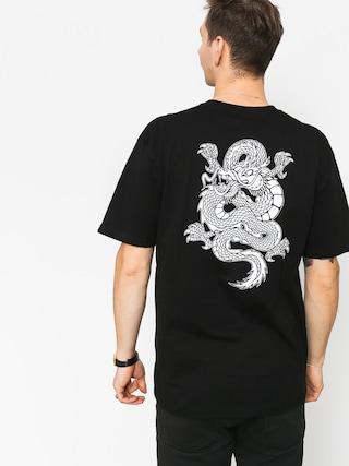 Tričko Vans Puff (black)