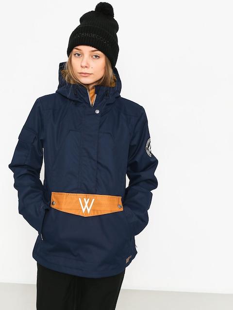 Snowboardová bunda Westbeach Melody Overhead Wmn (ultramarine)