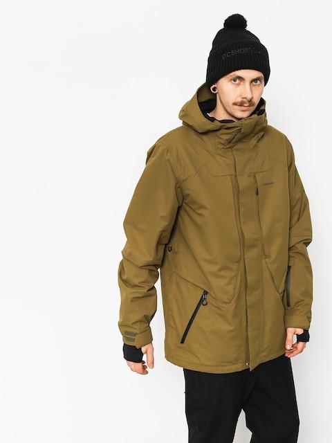 Snowboardová bunda Volcom Anders 2L Tds (mos)