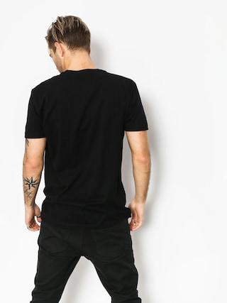 Tričko Supra Above Reg (black)