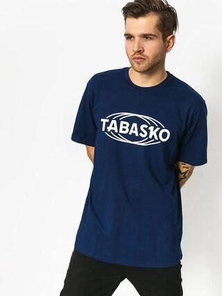 Tričko Tabasko Globus (navy)