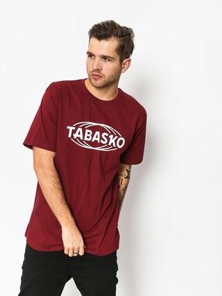 Tričko Tabasko Globus (red)