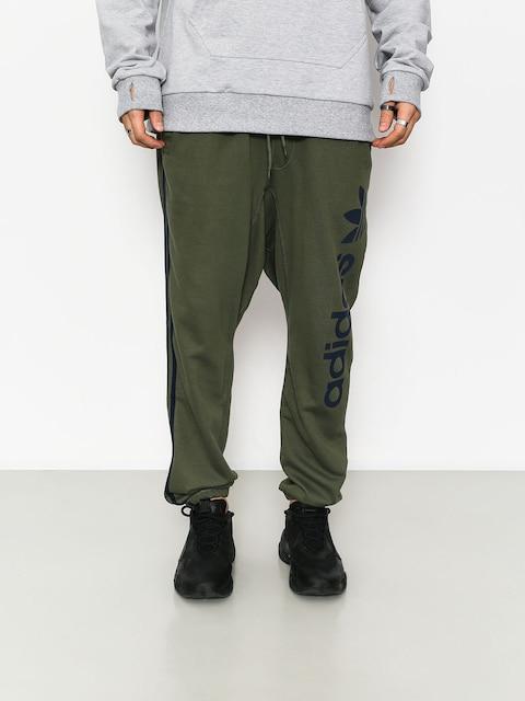Kalhoty adidas Bb Sweatpants (basgrn/conavy)