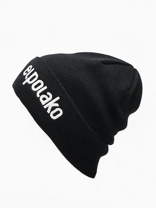 Čepice El Polako Basic (black)