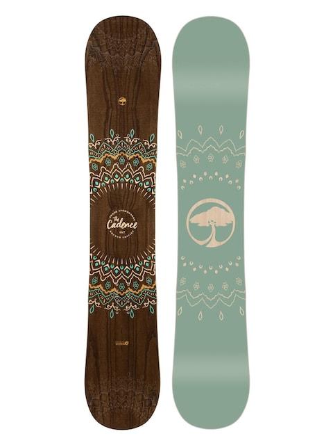 Snowboard Arbor Cadence Rocker Wmn (mint)
