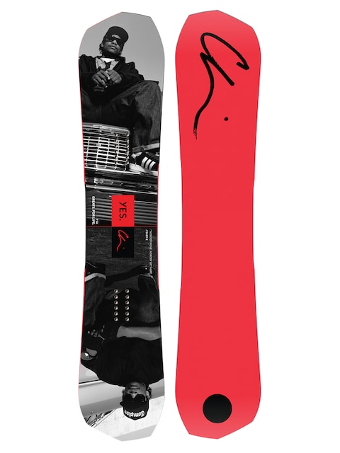 Snowboard Yes Greats Chi Wmn (easy e/red)