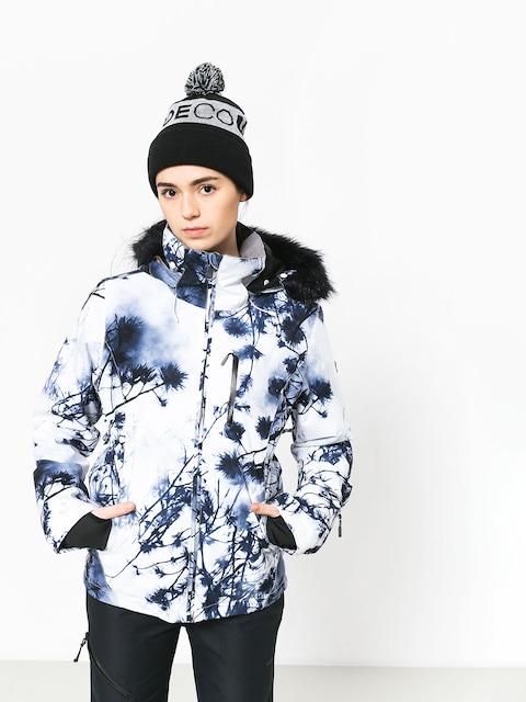 Snowboardová bunda Roxy Jetski Premium Wmn (pine sky)