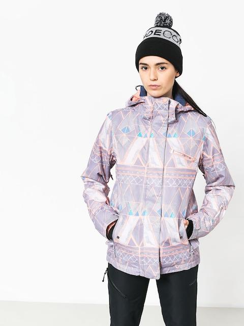Snowboardová bunda Roxy Jetty Wmn (mosaic)