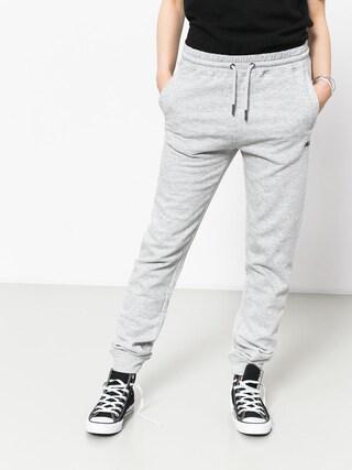 Kalhoty Fila Pure Slim (light grey mel bros)