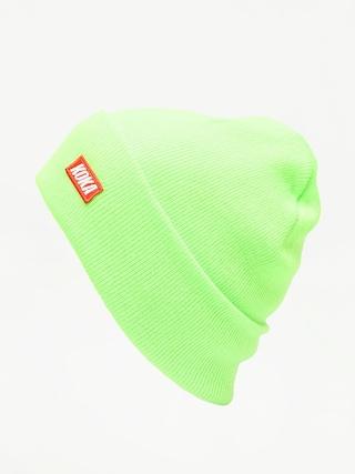 Čepice Koka Small Boxlogo (green)