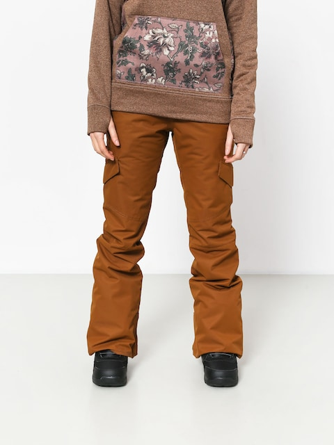 Snowboardové kalhoty  Volcom Bridger Ins Wmn (cop)