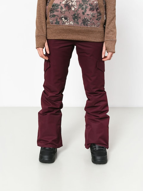 Snowboardové kalhoty  Volcom Bridger Ins Wmn (mer)