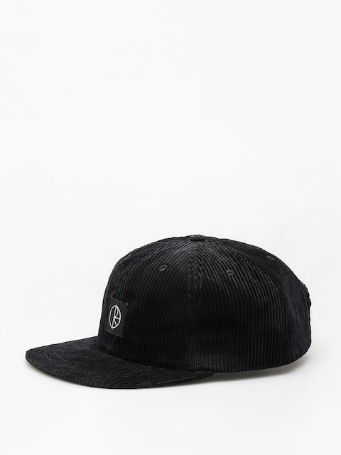 Kšiltovka  Polar Skate Corduroy ZD (black)