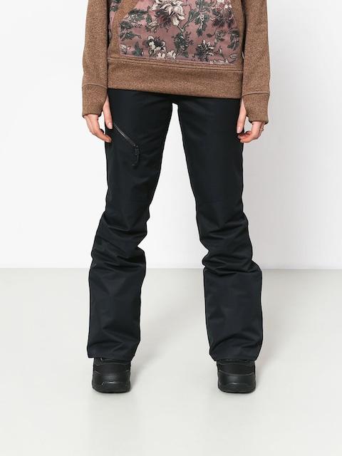 Snowboardové kalhoty  Volcom Hallen Wmn (blk)