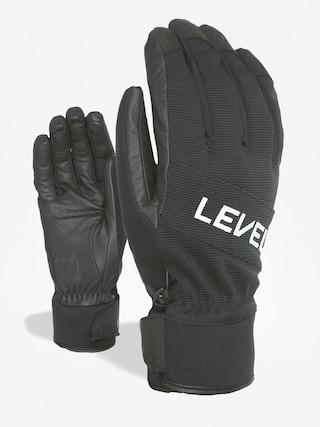 Rukavice Level Spitfire (black)