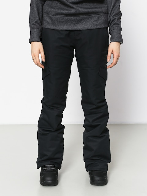 Snowboardové kalhoty  Volcom Bridger Ins Wmn (blk)