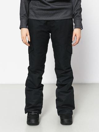 Snowboardovu00e9 kalhoty  Volcom Bridger Ins Wmn (blk)