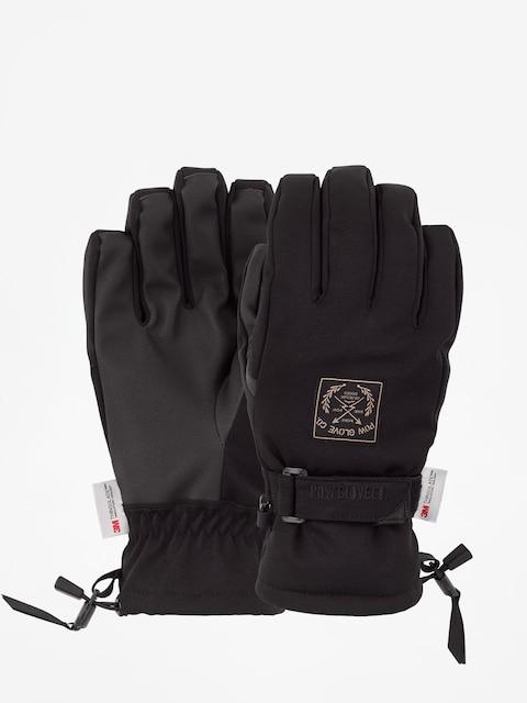 Rukavice Pow Xg Mid Glove (black)