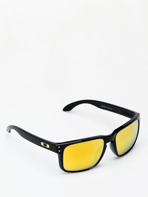 Sluneční brýle Oakley Holbrook (polished black/24k iridium)