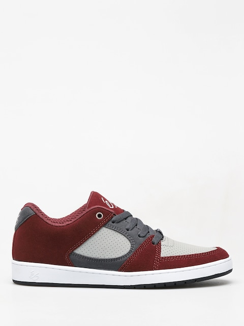 Boty Es Accel Slim (red/grey)
