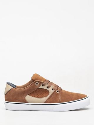 Boty Es Square Three (brown/tan)
