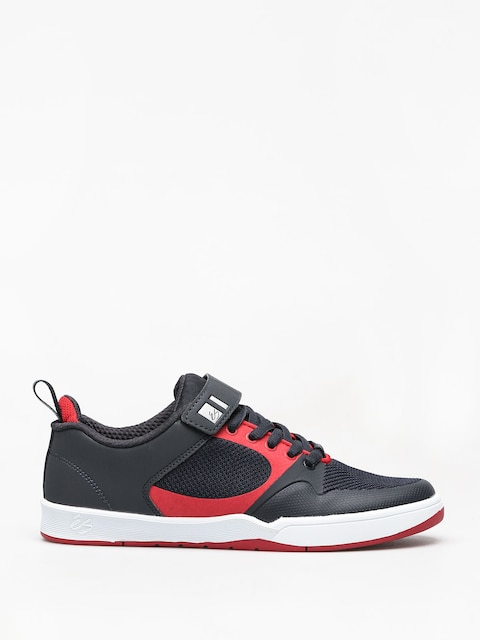Boty Es Accel Plus Ever Stitch (navy/red)