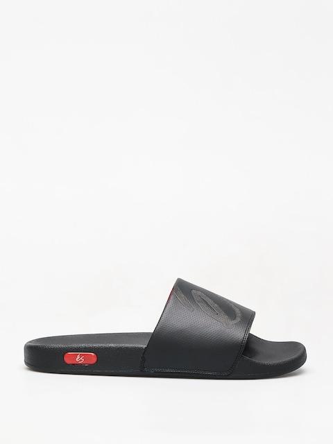 Plážovky Es Slide (black)