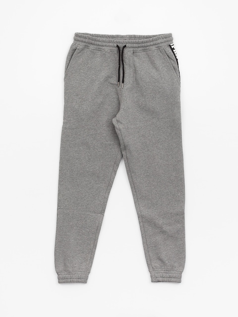 Kalhoty Supra Streeter Pant (grey heather/blk)
