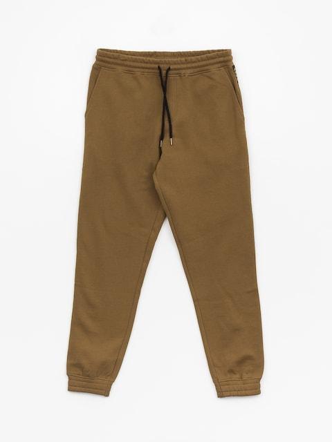 Kalhoty Supra Streeter Pant (olive/blk)