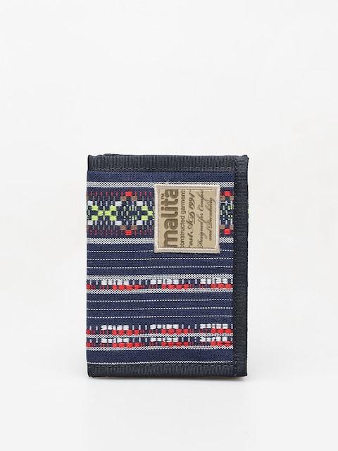 Peněženka Malita Solidarity (navy)