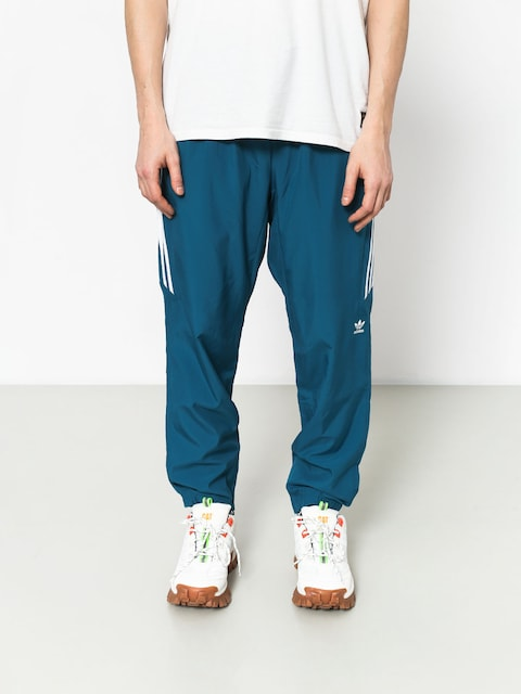 Kalhoty adidas Classic (real teal s18/white)