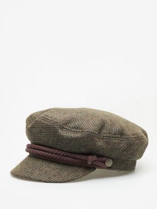 Klobouk s kšiltem Brixton Fiddler ZD Wmn (moss/brown)