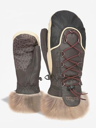 Rukavice Level Bliss Dakota Wmn (brown)