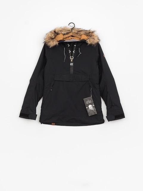 Snowboardová bunda Roxy Shelter Wmn (true black)