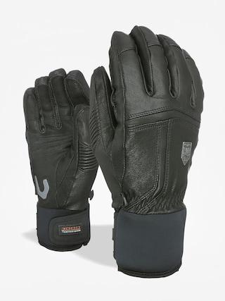 Rukavice Level Off Piste Leather Wmn (black)