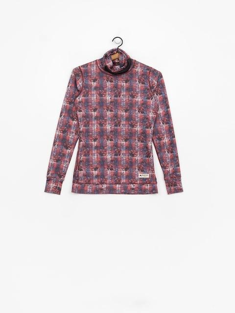 Spodní prádlo Burton Mdwt Long Neck Wmn (nevermind floral)