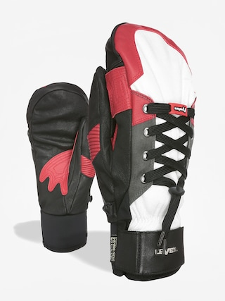 Rukavice Level Rexford Sneaker Mitt (white red)
