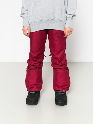 Snowboardové kalhoty  Roxy Nadia Wmn (beet red)