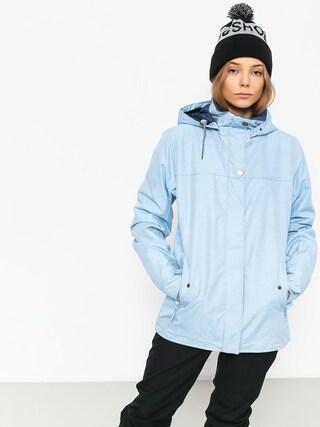 Snowboardová bunda Roxy Billie Wmn (powder blue)