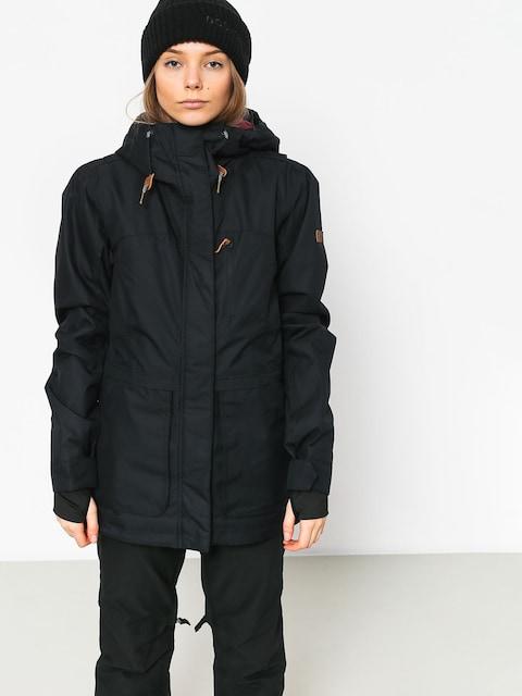 Snowboardová bunda Roxy Andie Wmn (true black)