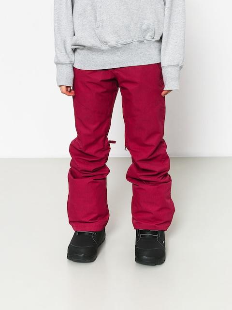 Snowboardové kalhoty  Roxy Winterbreak Wmn (beet red)