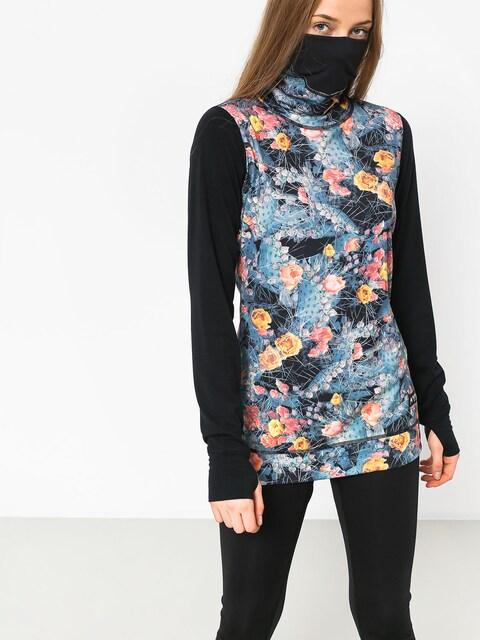 Spodní prádlo Burton Mdwt Long Neck Wmn (pklypr/trublk)