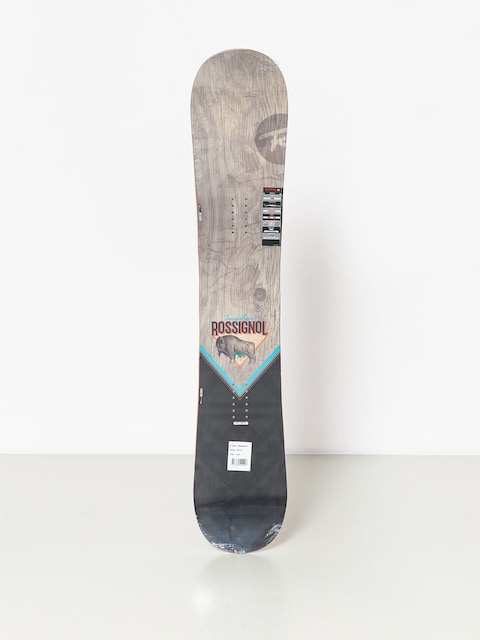 Snowboard Rossignol Templar (natural/teal/orange)