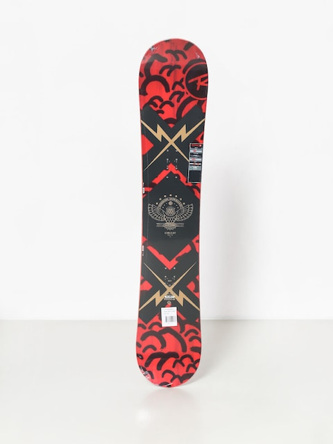 Snowboard Rossignol Circuit (red/black/red)