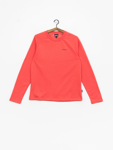 Mikina Patagonia Logo Lw (spiced coral)