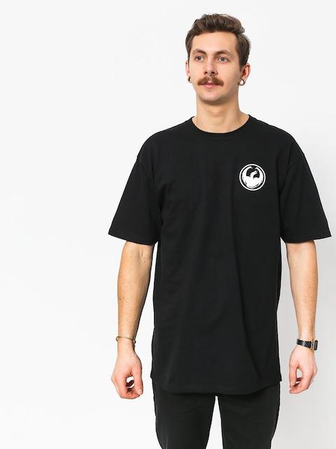 Tričko Dragon Icon Staple Line (black)